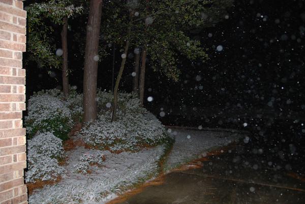 2008 Snow Houston