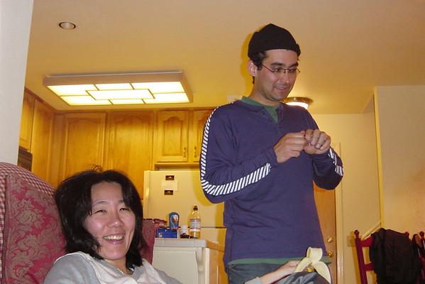 Lori and Paul