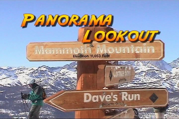 Panorama Lookout (DVD quality)
