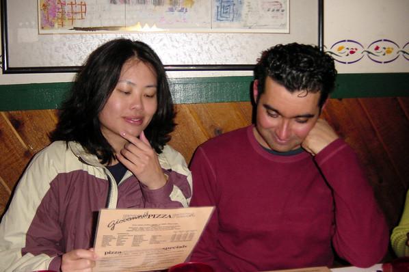 Giovannis - Bernice and Paul
