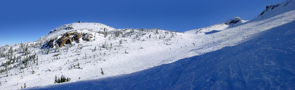St Anton panorama