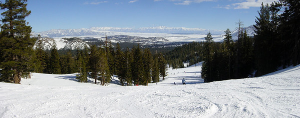 Mid-Downhill panorama