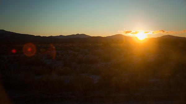 Sunrise (photo by Valerie Iwasaki)