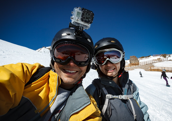DSLR selfie!