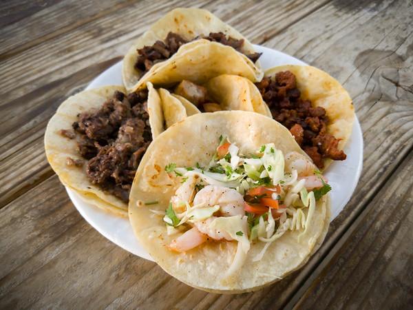 Legit tacos...pre-salsa