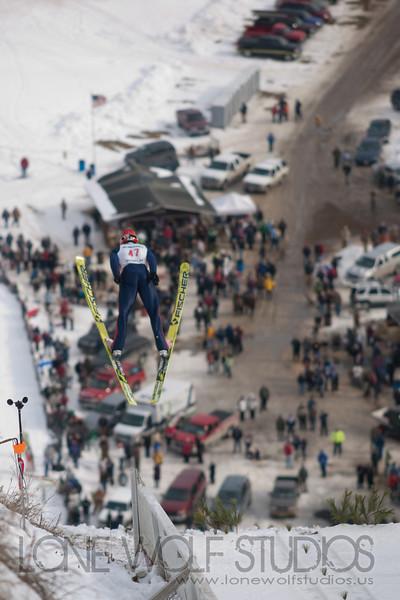 Saturday Jump - Chad Berger