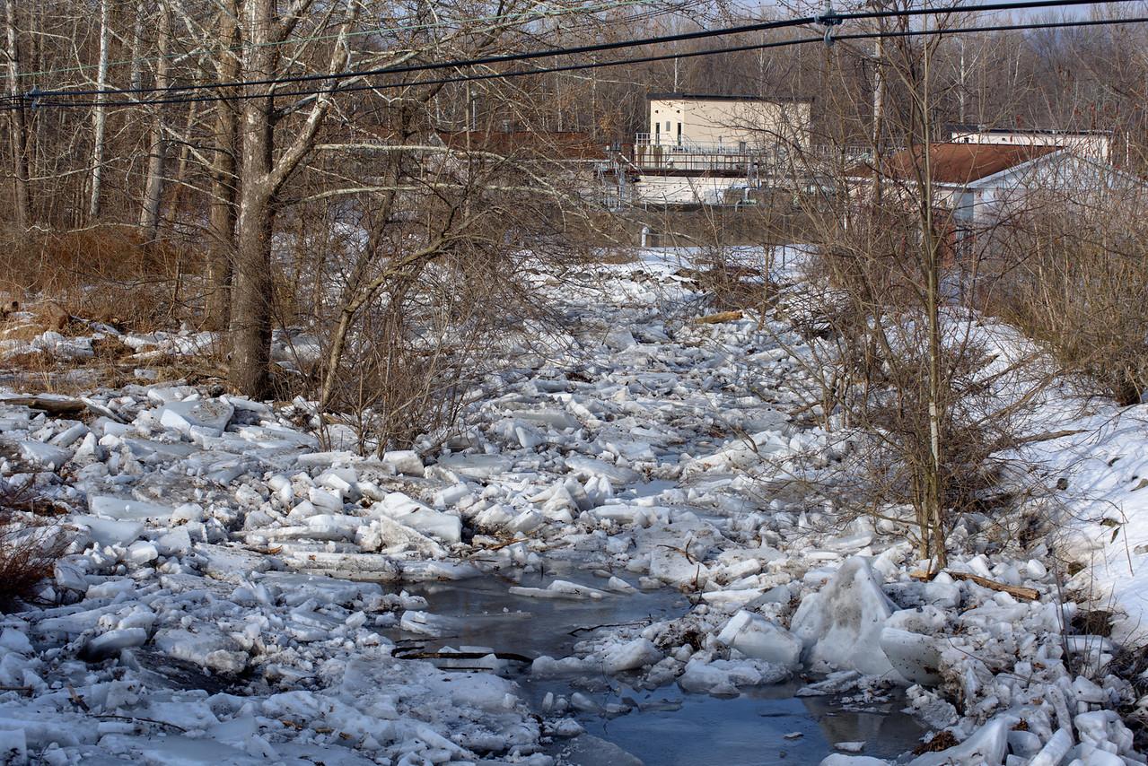 More ice dams.
