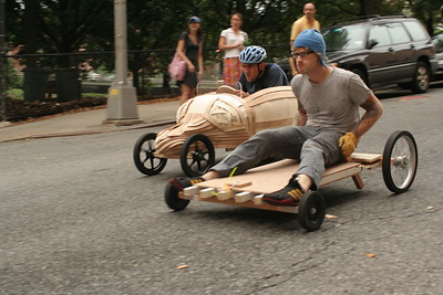 Paping Soap Box Derby, Brooklyn Heights