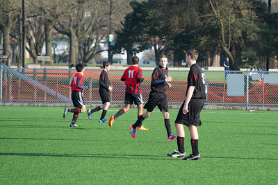 Soccer - Jan 2013