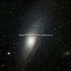 ADROMEDA GALAKSEN M31 - MESSIER 31