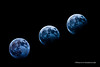 Partial lunar eclipse of the Moon Desember 31. 2009 - Delvis måneformørkelse 31. desember 2009.