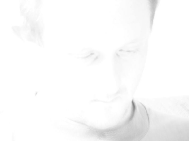 Jay prefers himself in monochrome...