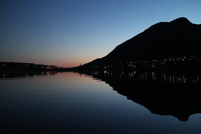 Sunset at Stonglandseidet, Senja / Norway