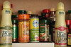 My spice cabinet  - 2007