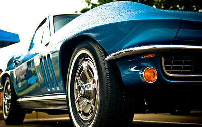 Edmond Libertyfest car show 2008