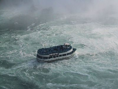 Niargra Falls - September 2002