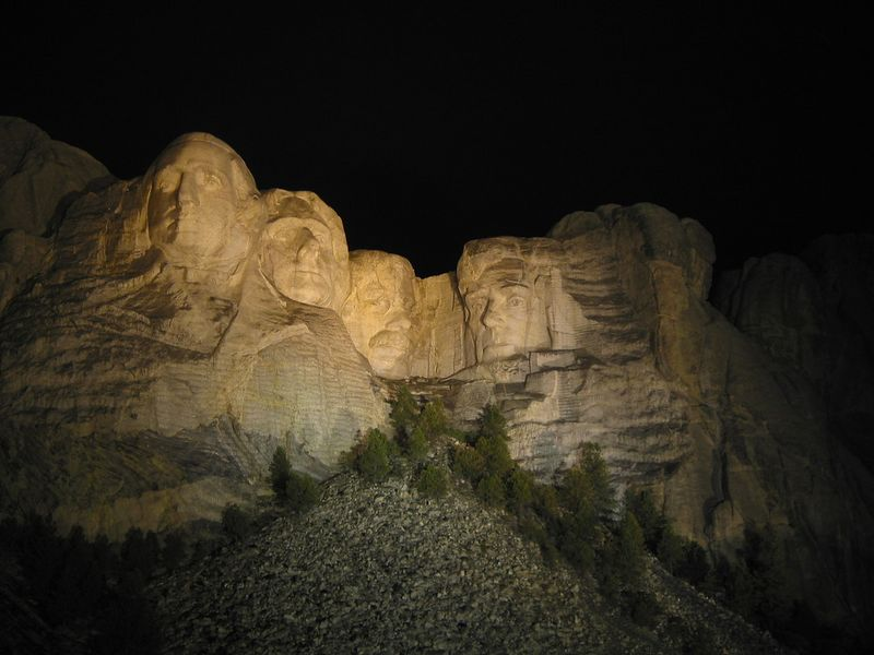Mt. Rushmore - June 2003