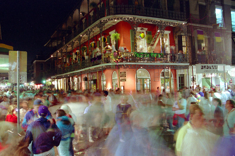 New Orleans - Mardi Gras  - March 1992