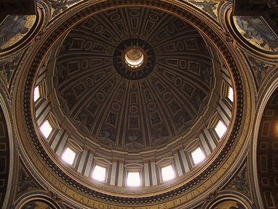 St. Peter's Cathedral - Rome - November 2001