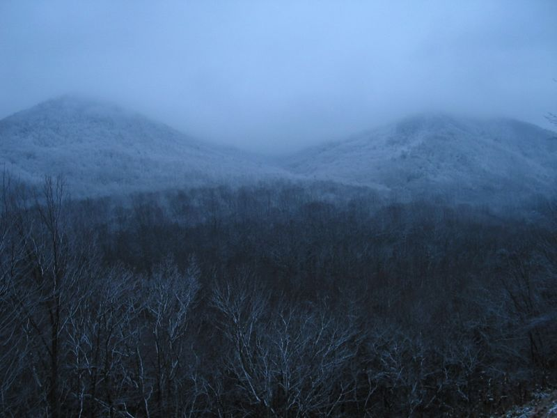 Smoky Mountains - January 2003