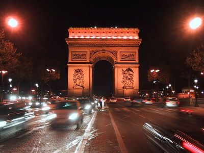 Paris - April 2002