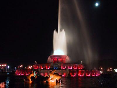 Buckingham Fountain - September 2001