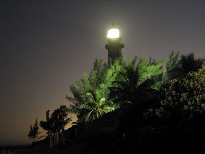 Florida lighthouse - October 2003