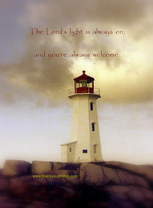The Lord's light