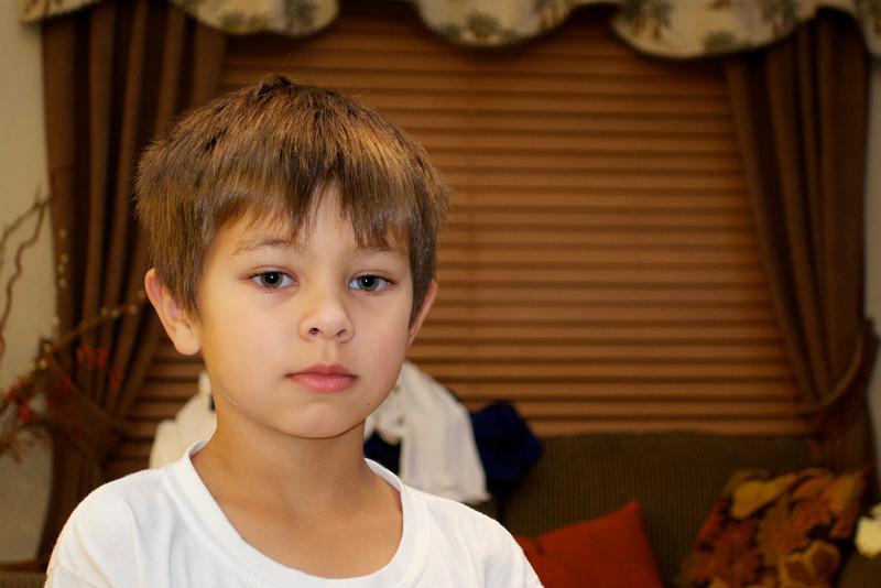 Donovan,  age 5