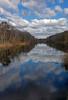 Huron River at Hudson Mills Washtenaw County MI