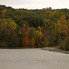 Huron River (Ann Arbor) color, 10/05/2012