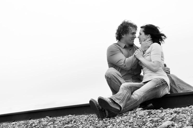 Tolosky - Lenzen Engagement Portraits