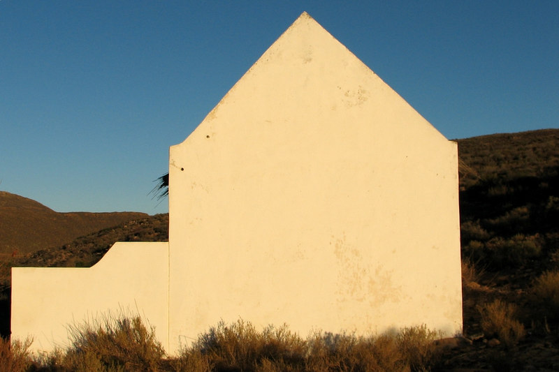 Farm House, Cederberg Wilderness Area, Western Cape, South Africa