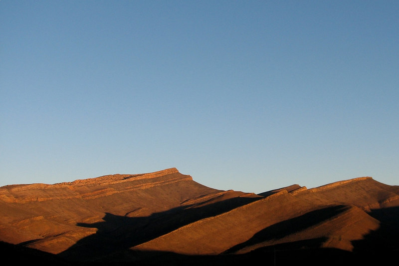 View from Cederburg Oasis, Cederberg Wilderness Area, Western Cape, South Africa