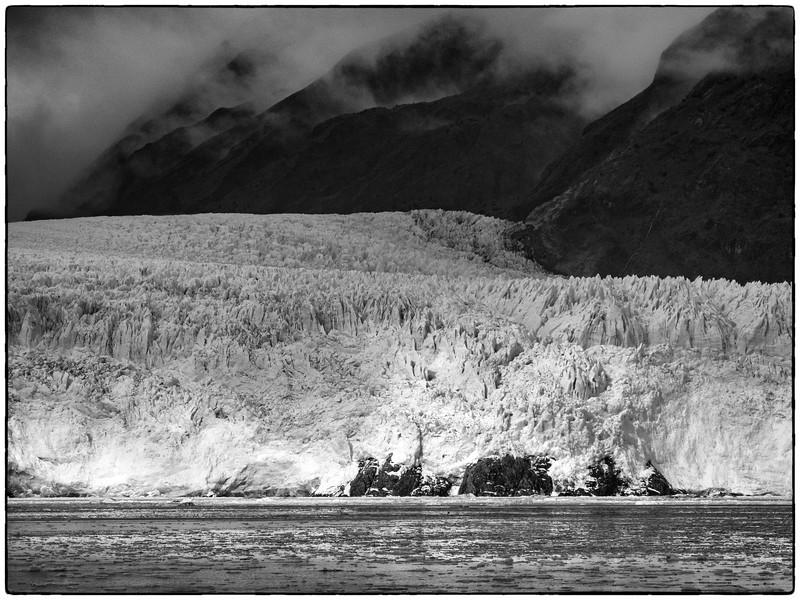 The Amelia Glacier