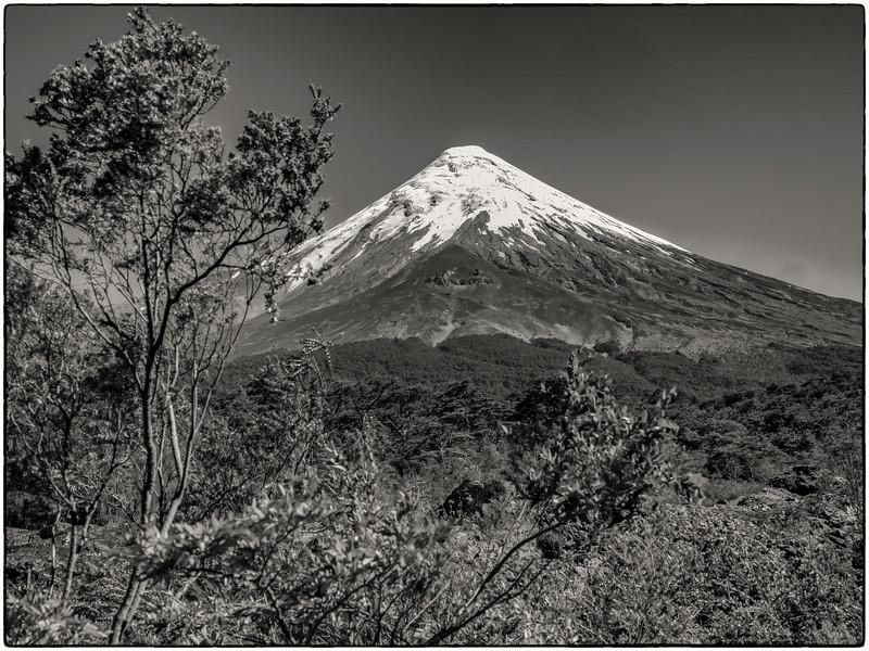 Osomo Volano, Chile