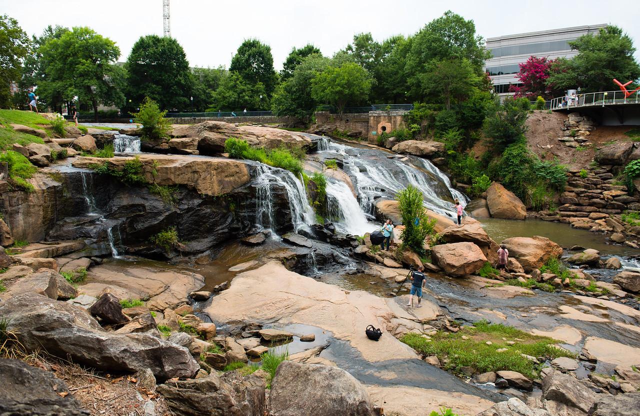 Reedy Falls, Charleston, South Carolina