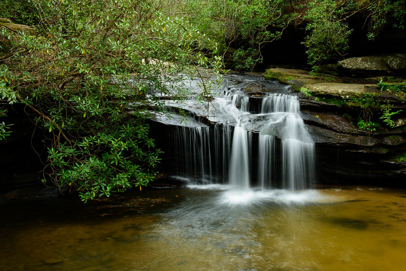 Carrick Falls, South Carolina