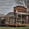 Wells Fargo Office - Old Western Town - South Dakota