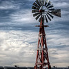 Old Windmill - Wyoming