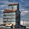 Grain Elevator - Moorcroft, Wyoming