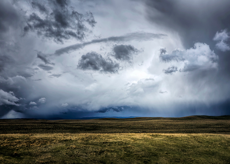 Approaching Storms - South Dakota