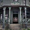 Longhorn Saloon - Old Western Town - South dakota