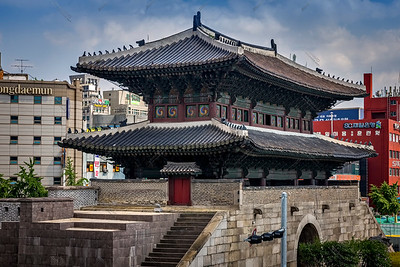 Gate Arch of Korea