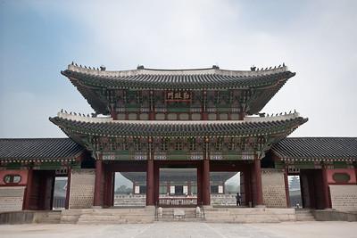 Gyeongbokgung, Seoul