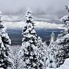 South Lake Tahoe First Snow Nov 2015