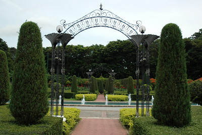 Courtyard - Sentosa Island, Singapore