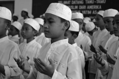 Boys at Asaffiyah Orphanage - Jakarta, Indonesia