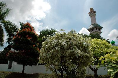 Al Azim Mosque - Melacca, Malaysia