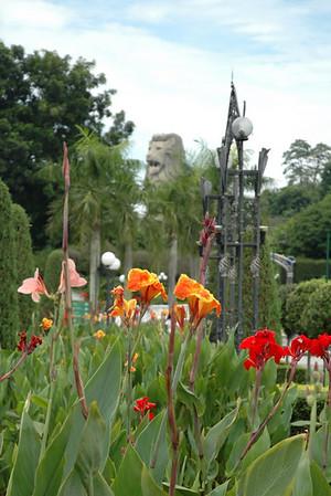 Garden - Sentosa Island, Singapore